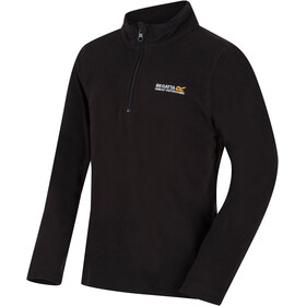 Regatta Hot Shot II Fleece Pullover Kinder black/black
